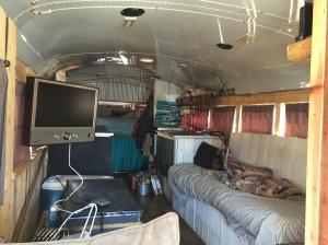 A nice setup inside