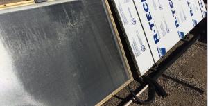 Solar Hydronic Panel